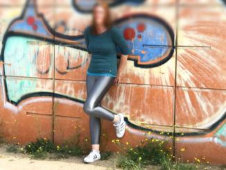 Katy Grafitiwand