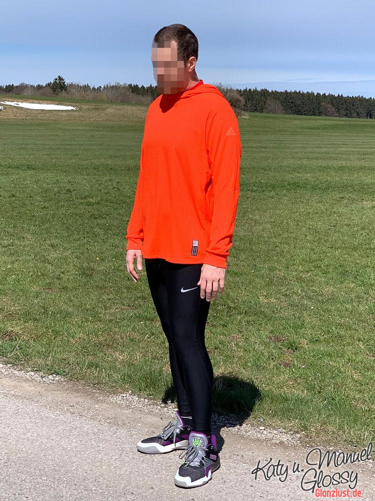 Manuel Nike Tights wandern vorne